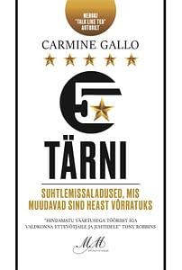 5 Tärni - Carmine Gallo